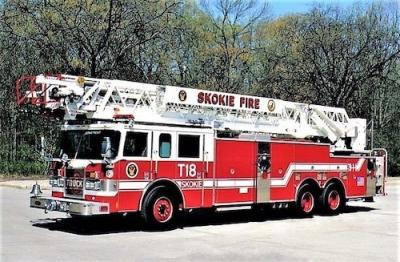 Skokie Fire Benevolence Raffle!