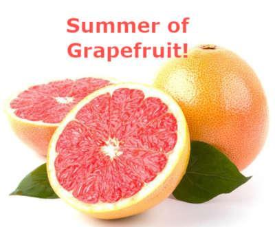 Summer of Grapefruit!