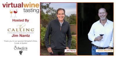 Jim Nantz Winery Virtual Tasting