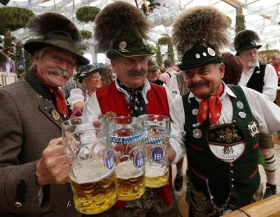 Cheese Up your Oktoberfest